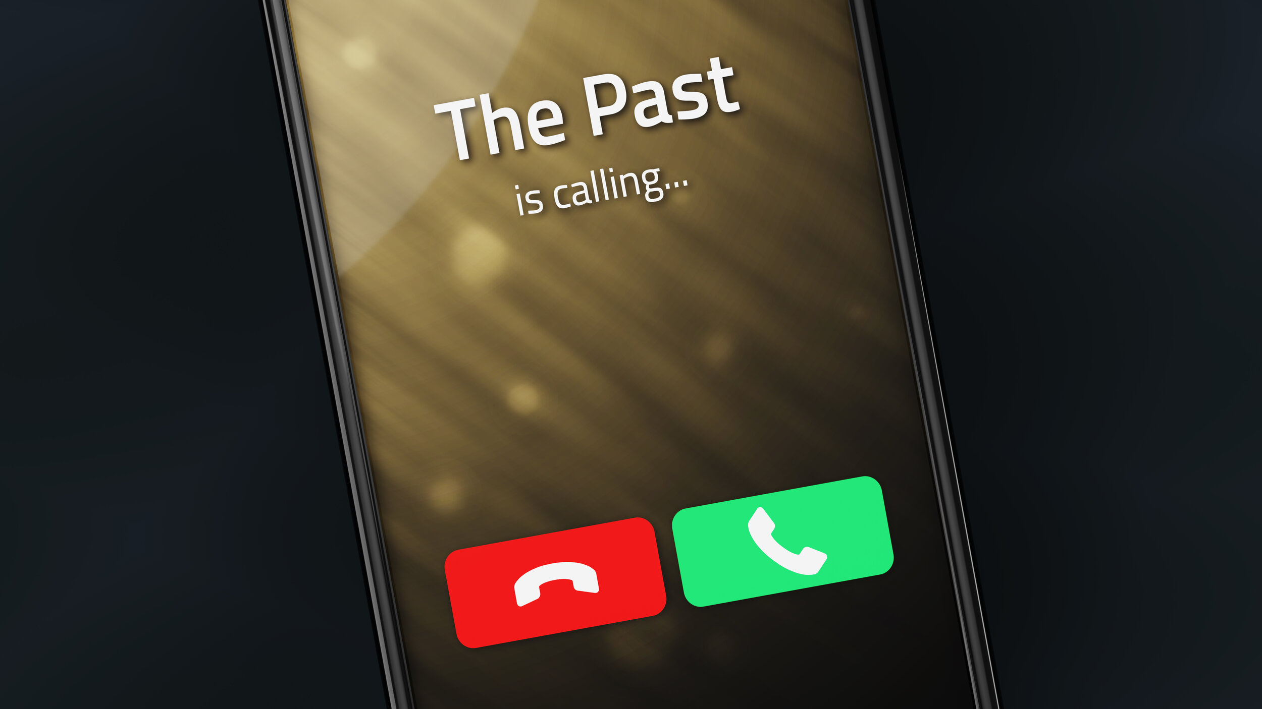 Ring, Ring….Your Past is Calling
